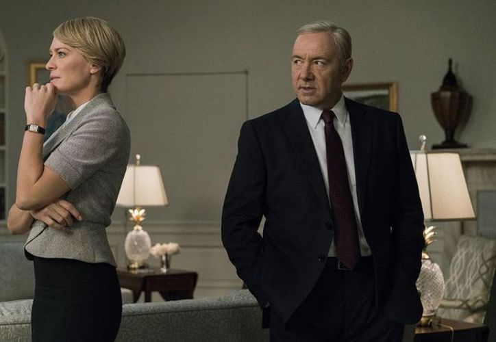 Cerraron el set de filmación de la serie House of Cards para buscar a un sospechoso del tiroteo en Maryland. (Netflix)