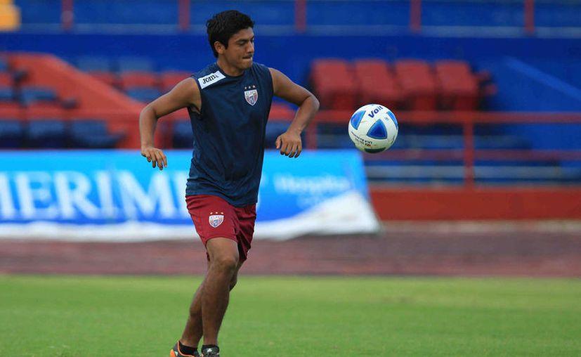 Está de regreso de cara al Clausura 2019 del Ascenso MX. (Ángel Villegas/SIPSE)