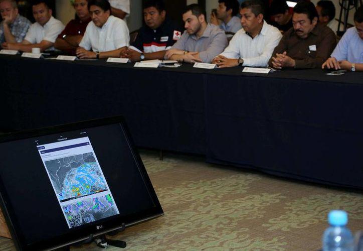 Ayer se realizó la tercera sesión ordinaria del Consejo de Protección Civil Municipal de Mérida. (SIPSE)