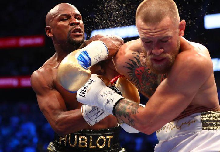 En agosto, Mayweather derrotó a McGregor con un nocaut técnico en el décimo episodio. (Foto: Internet)