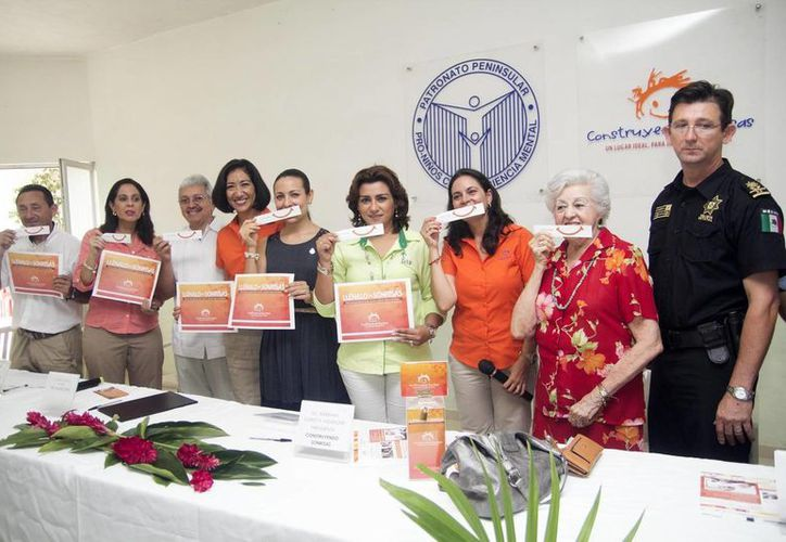 El DIF Yucatán se sumó al apoyo a favor de Construyendo Sonrisas. (SIPSE)