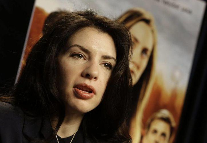 """""""The Host"""", escrita por Stephenie Meyer (foto), se estrena en cines el 29 de marzo. (Agencias)"""