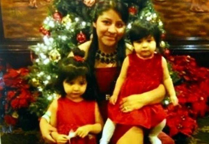 Deisy García y sus hijas fueron asesinadas dos meses después de que denunciara las amenazas de su esposo. (eldiariony.com)