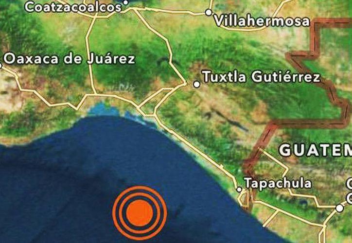 El Servicio Sismológico Nacional reportó 14 temblores de más de cuatro grados en la escala de Richter. (@SkyAlertMx)