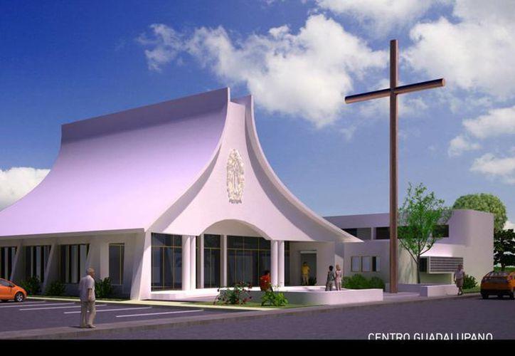 El Centro Guadalupano es una institución sin fines de lucro. (Milenio Novedades)
