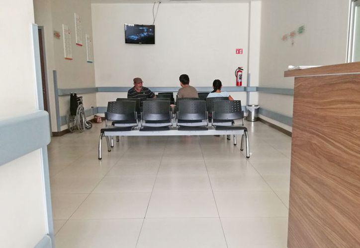 Varios pacientes presentaron problemas de retención de líquidos. (Ivett Ycos/SIPSE)
