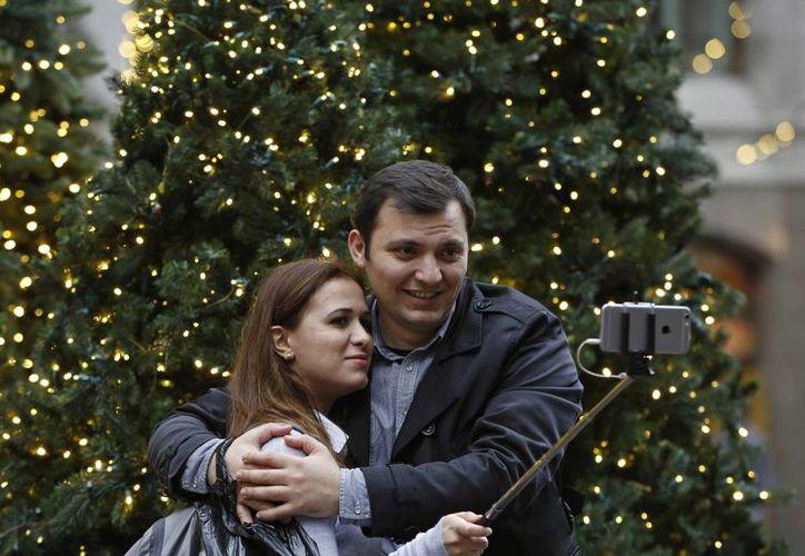 En algunos países musulmanes no está permitido mostrar señal alguna de la Navidad. (AP)