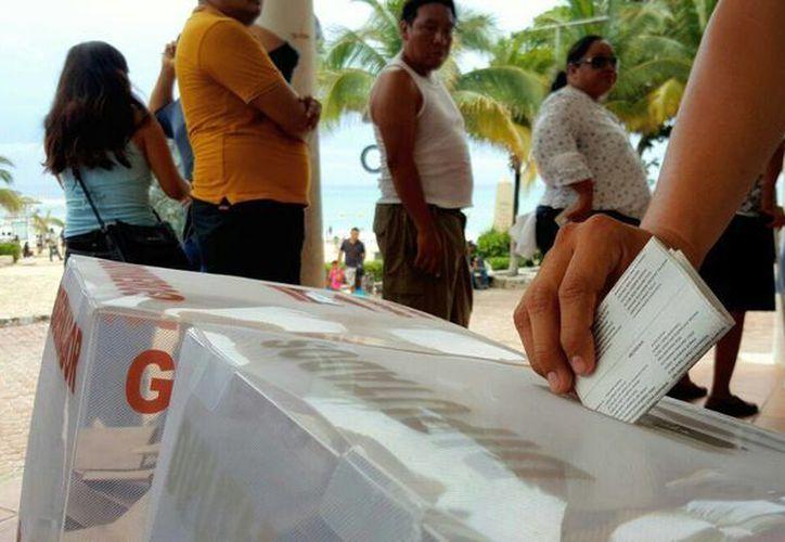 Hasta las 14 horas se habían instalado mil 880 casillas de mil 917 casillas que deben estar abiertas en todo Quintana Roo. (Redacción/SIPSE)
