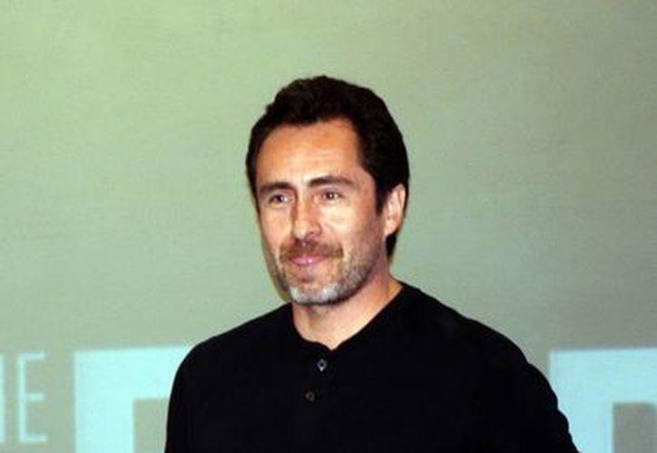 """""""Refugio"""" fue escrita por Demian y será producida por Bruno Bichir y su empresa Escarabajo Productions. (Archivo/Notimex)"""