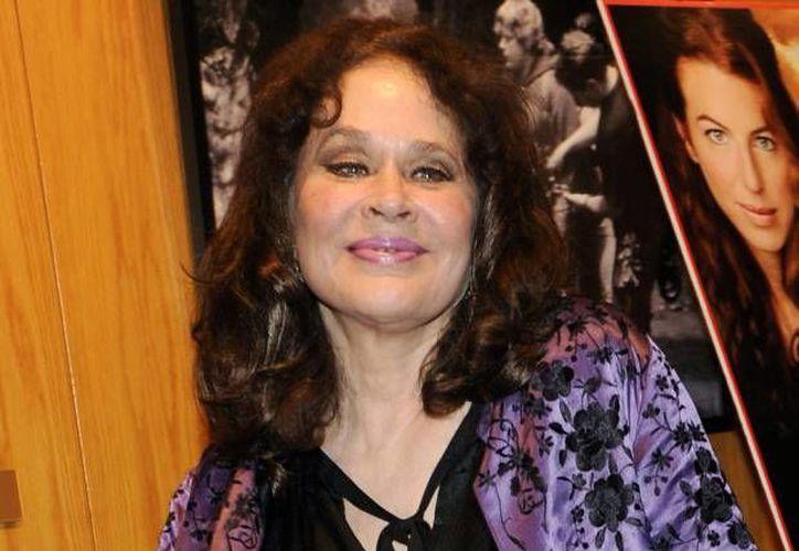 La actriz, dramaturga y compositora trabajó en dos ocasiones con Jack Nicholson. (Agencias)