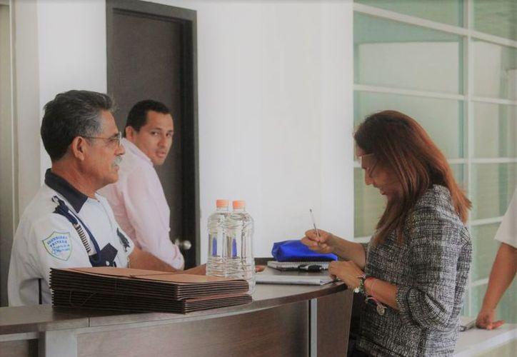Durante la audiencia del lunes, se descartó un medio de prueba presentado contra la exdirectora de la CAPA. (Daniel Tejada/SIPSE)