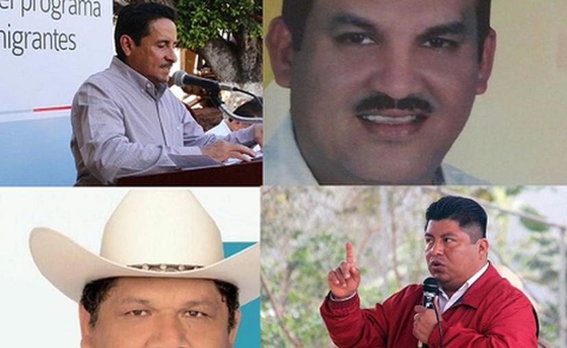 El presidente municipal de San José el Alto, Oaxaca, José Santos Hernández fue asesinado la noche del 8 de diciembre. (Contexto)