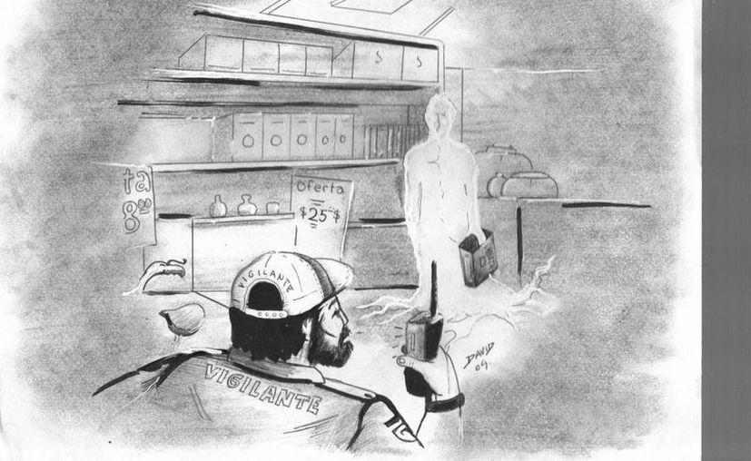 Don José Luis aún no olvida lo que le ocurrió hace 33 años en su centro laboral. (Jorge Moreno/SIPSE)