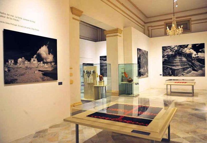 Los museos de Yucatán son parte del atractivo que interesa al visitante nacional y extranjero. (Cortesía)