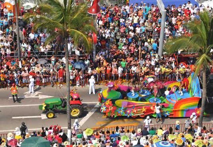 Los artistas desaparecidos en el carnaval veracruzano solo contaban con visa de turistas. (www.turismoenveracruz.mx)