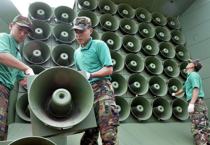 La emisión de sonido es diaria aunque con descansos de dos a seis horas. (Foto: El Tiempo)