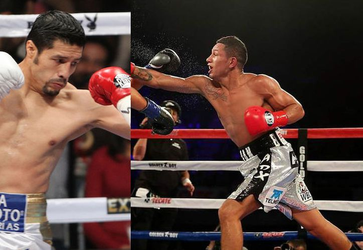 Jhonny González podría ser el próximo rival del 'Alacrán' del Mayab, quien recientemente venció al japonés Takashi Miura, en Estados Unidos. (Agencias)