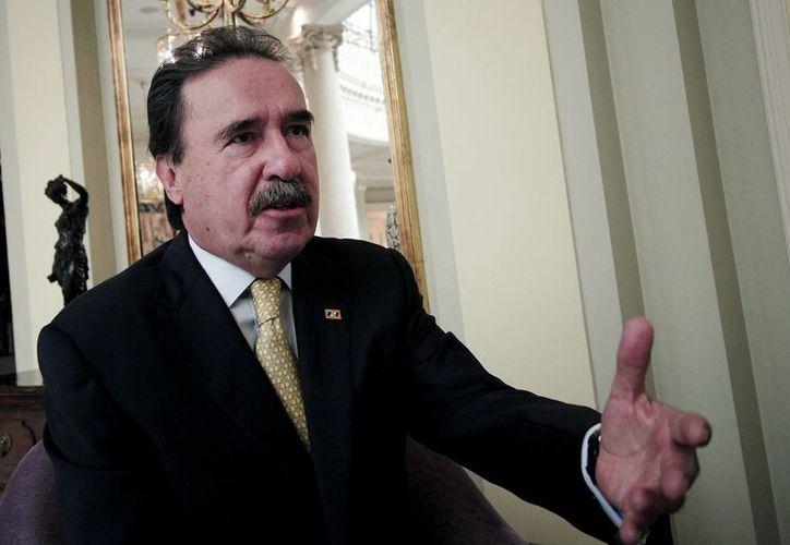 Gamboa dijo que la reforma permitirá responder a la ciudadanía con eficacia. (Notimex)