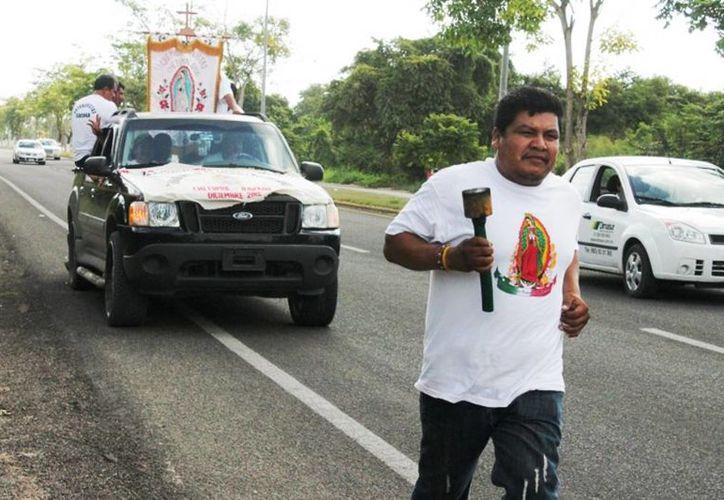 En el recorrido participarán alrededor de 40 integrantes del Suchaa. (Edgardo Rodríguez/SIPSE)