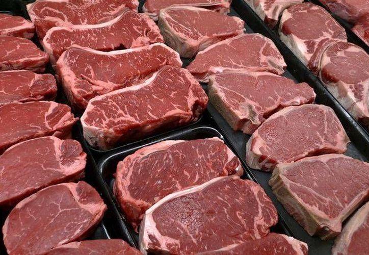 Un desconocido se llevó 18 toneladas de carne con valor superior a los 110 mil dólares, en Pennsylvania, Estados Unidos. La imagen es de contexto. (AP)