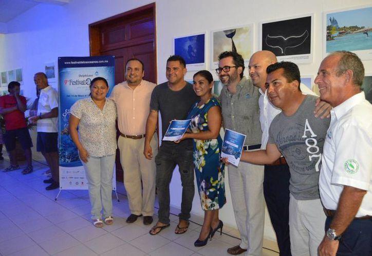 Este año contó con limpiezas de playas, concurso y exposición de fotos entre otras. (Adrián Barreto/SIPSE)
