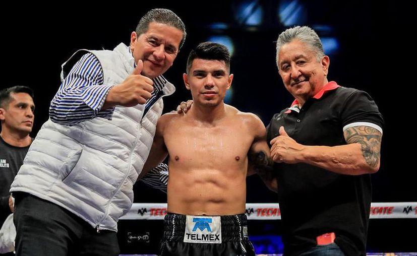 Joselito Velázquez Altamirano va por su octava pelea como profesional. (Ángel Villegas/SIPSE)