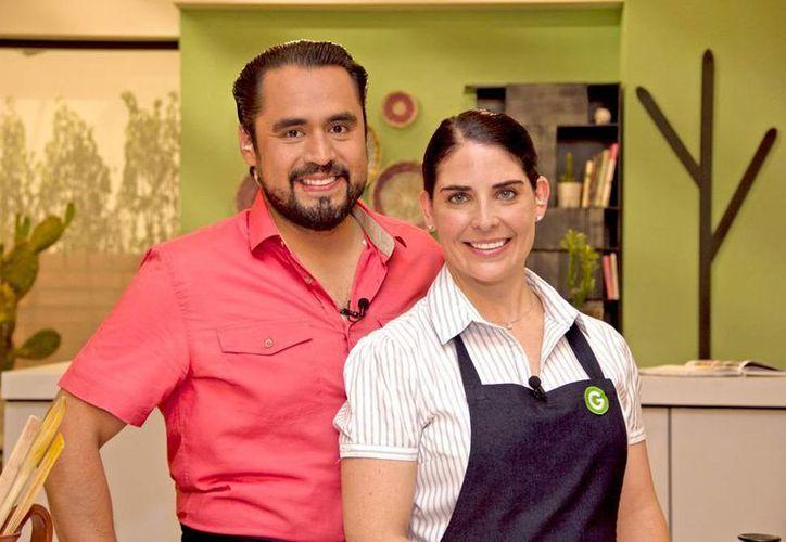 Los chefs mexicanos Zahie Téllez y Sergio Camacho emprenderán un viaje culinario por el mundo del picante. (mexicogourmet.com.mx)