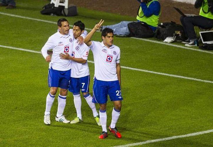 El Cruz Azul llegó a la liguilla con gran ánimo tras ganar el torneo de Copa. (record.com)