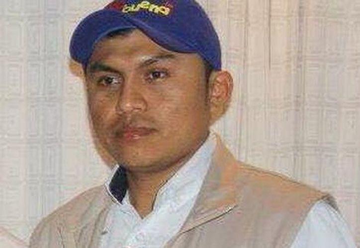 El periodista Gumaro Pérez Aguilando fue asesinado en una primaria de Veracruz. (Facebook)