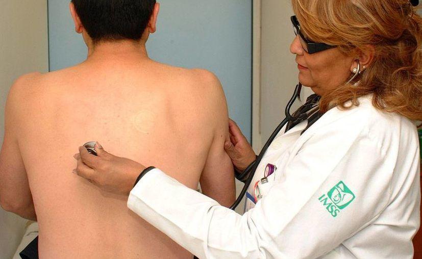 Los decesos por tuberculosis van a la baja en la entidad. (Milenio Novedades)