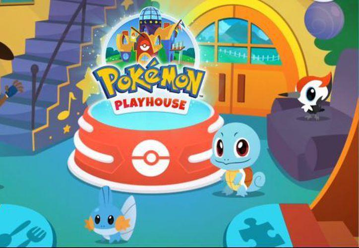 Ya puedes descargar 'Casa de Juegos Pokémon' desde la App Store y Google Play. (Pokémon).