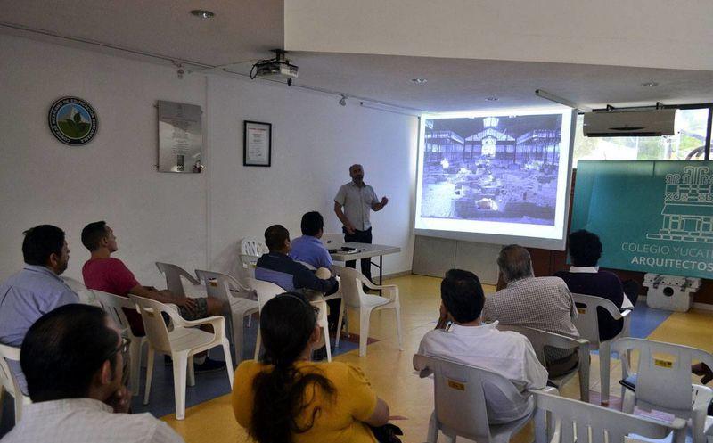 Rescate urbano que combina arqueolog a y arquitectura - Colegio arquitectos barcelona ...