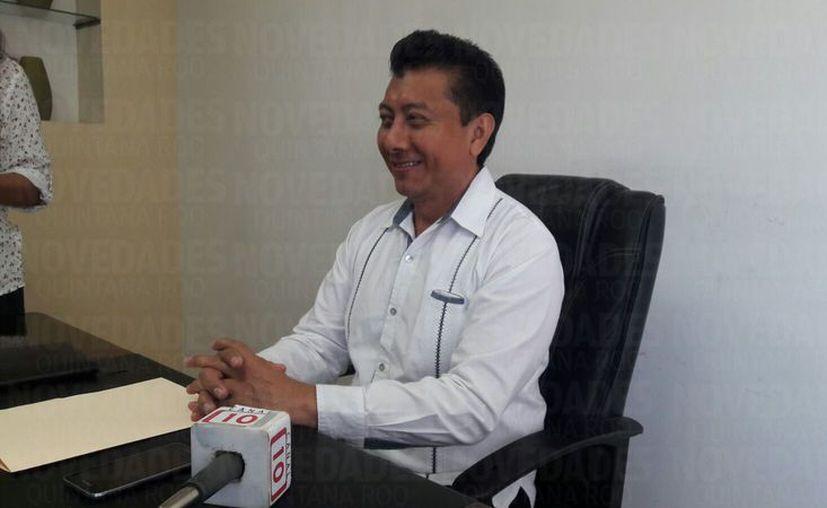 La separación del cargo será efectiva a partir del 15 de mayo. (Edgar Olavarría/ SIPSE)