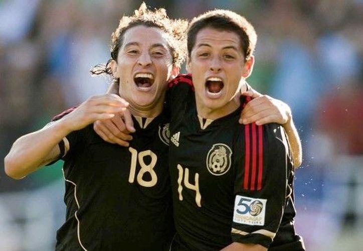 Ambos jugadores fueron convocados por Osorio para los compromisos del Tri en septiembre. (Foto: Contexto/SIPSE)