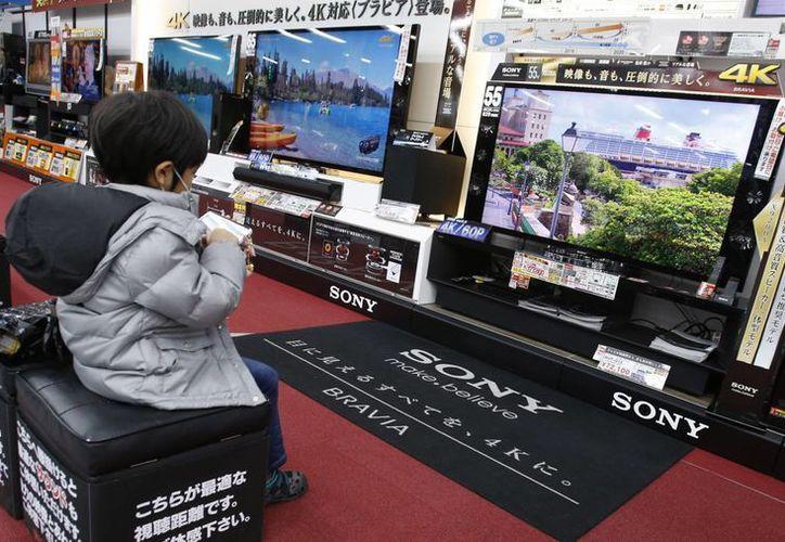 La empresa con sede en Tokio dijo que se separará de su negocio de televisiones que le ha generado pérdidas y funcionará como una subsidiaria. (Agencias)