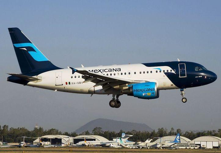 La aerolínea Mexicana de Aviación no termina de salir de problemas. (airliners.net)
