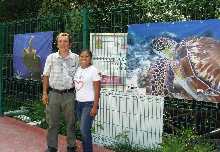 Las 30 imágenes fueron donadas por Mario Humberto Ceh Ucan, fotógrafo subacuático cozumeleño. (Redacción/SIPSE)