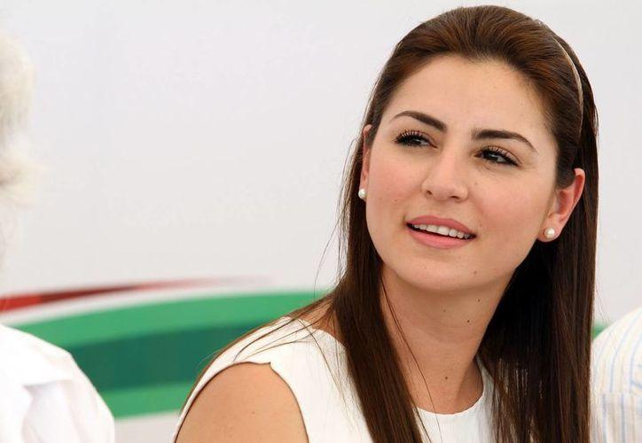 La presidente del DIF Estatal, Mariana Zorrilla, comentó que la ayuda continúa llegando. (Redacción/SIPSE)