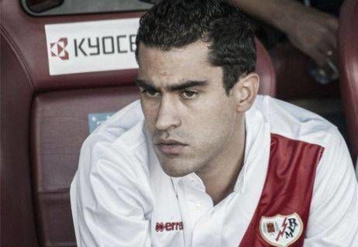 Nery llegó en 2013 al Rayo Vallecano cedido por el León. (Foto: Agencias)