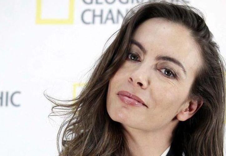 Sasha prestará su voz para el documental que se grabó en Q. Roo. (Heraldo.mx)