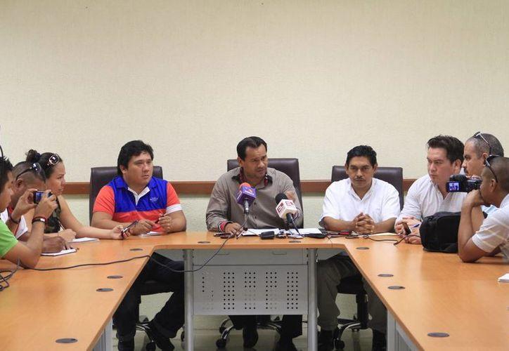 Continúan investigando el caso de la muerte de Marco Antonio May Molina. (Harold Alcocer/SIPSE)