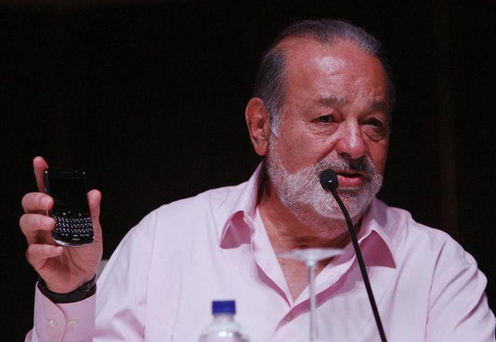 La empresa propiedad de Carlos Slim fue declarada preponderante el pasado mes de marzo. (EFE)