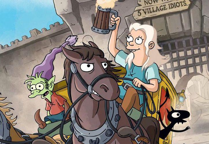 La serie animada contará con 20 episodios de dos temporadas. (Foto: empireonline.com)