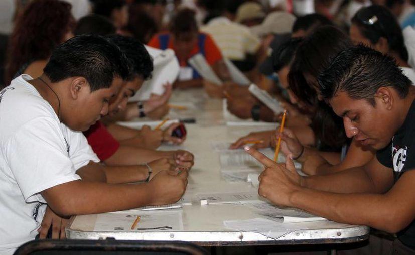 La coordinación del IEEA en Solidaridad informó que hasta junio de este año, mil 564 personas habían concluido un curso para adultos. (Redacción/SIPSE)