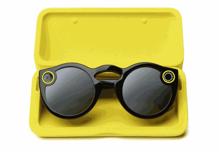 Las Spectacles llamaron la atención durante su lanzamiento por la forma innovadora de grabar. (Spectacles/ Snapchat).