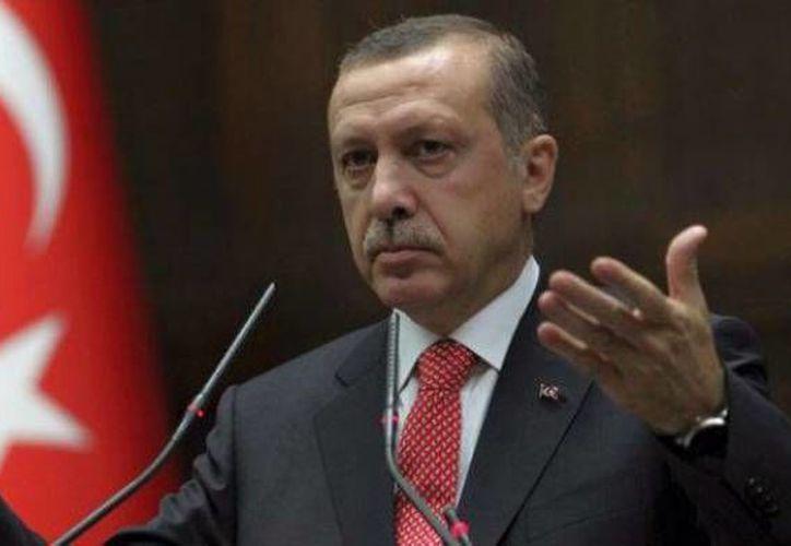"""El presidente turco, Recep Tayyip Erdogan, declaró que las operaciones que realizará Estados Unidos se llevarán a cabo """"dentro de cierto marco operativo"""" y será un proceso combativo contra el grupo extremista Estado Islámico. (Archivo Milenio Novedades)"""