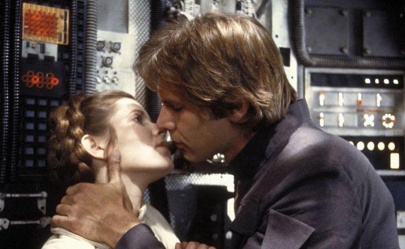 El actor Harrison Ford encarnó al capital Han Solo. (tarigan.com)