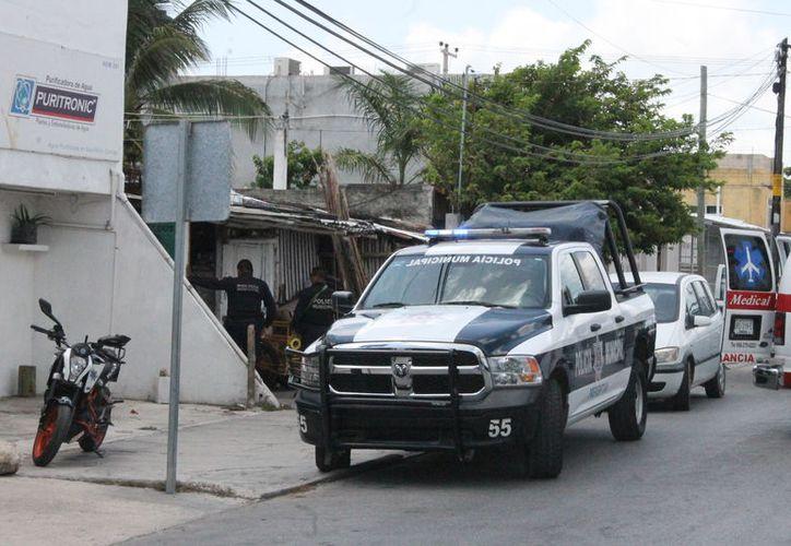 El domicilio donde se registró el ataque se ubica sobre la avenida Comalcalco. (Redacción/SIPSE)