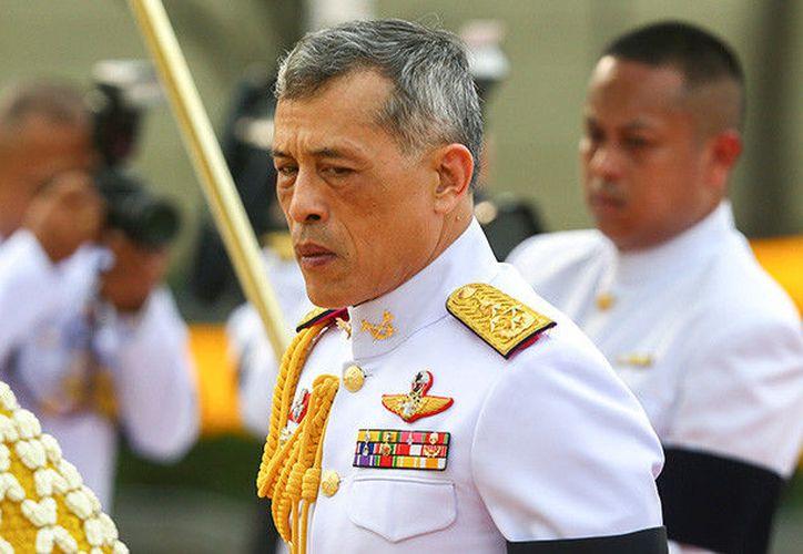 Maha Vajiralongkorn subió al trono tailandés 1 de diciembre de 2016. (Athit Perawongmetha/Reuters).