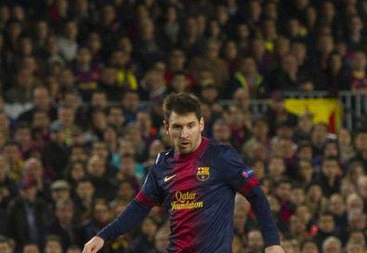 Messi está obligado a acudir con las autoridades de justicia el próximo 17 de septiembre. (Notimex)